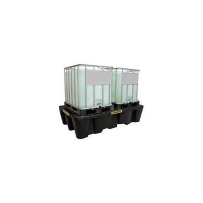 Cuva de retentie pentru 2 containere IBC